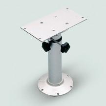 Art. 335.02 Supporto poltrona telescopico girevole a 360° con piastra