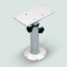 Art. 335.02  Telescopic seat support, swivel 360° compact base.