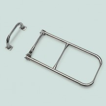 Art. 141.22 Stainless steel boarding ladder with handle for sailing boat