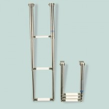 Art. 141.31 Stainless steel telescopic drop ladder