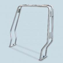 Art.331.00 Roll-bar ribaltabile in acciaio inox Aisi 316