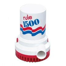 Art. 346.05 RULE submersible bilge pumps 1500 G.P.H.