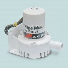 Art. 346.18 Submersible bilge mate pumps  - Johnson pump series