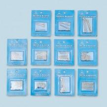 Art.155.01 Confezioni di viterie assortite in acciaio inox