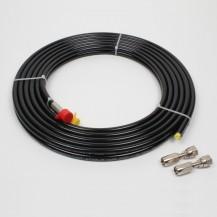 Art. SAE100R7 1/4 Tubo flessibile
