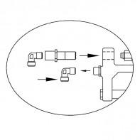 Art. X.344 MC300B fittings kit