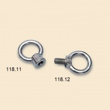 Art. 118.12 Inox eye bolts