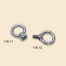 Art. 118.12 Inox eye bolts