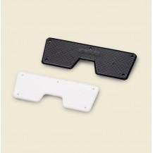 Art. 345.00 Nylon transom plate