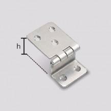 Art. 175.24 Stainless steel hinges