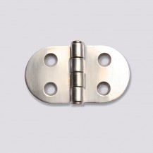 Art. 175.00 Polished stainless steel hinge