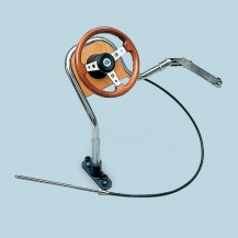 Art. S.110 Steering system for inflatable boats