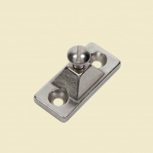 Art. 350.51 Stainless steel deck hinge