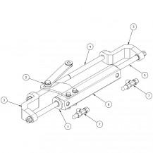 Art. 00.0002.00 MC150BR cylinder spare parts