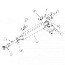 Art. 00.0011.00 CE50 cylinder spare parts