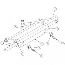 Art. 00.0015.00 MC300R cylinder spare parts